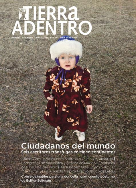 Tierra Adentro  Numero 163
