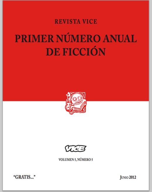 Vice Edición de Ficción